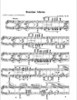 Thumbnail of First Page of Scherzo in B flat Minor, Op.31 sheet music by Chopin
