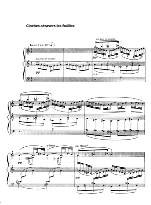 Thumbnail of first page of Deuxieme Serie, L.111 piano sheet music PDF by Debussy.