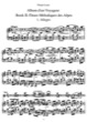 Thumbnail of First Page of Book II: Fleurs Melodiques des Alpes, S.156/2 sheet music by Liszt