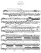 Thumbnail of First Page of Apparitions, S.155 sheet music by Liszt
