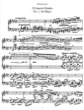Thumbnail of First Page of 3 Etudes de Concert, S.144 sheet music by Liszt