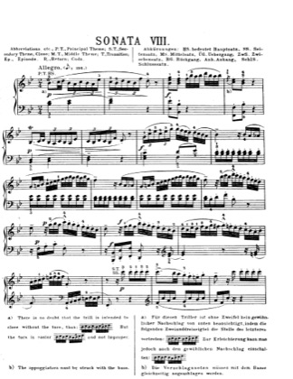 Thumbnail of first page of Piano Sonata in B flat major, K.281 piano sheet music PDF by Mozart.