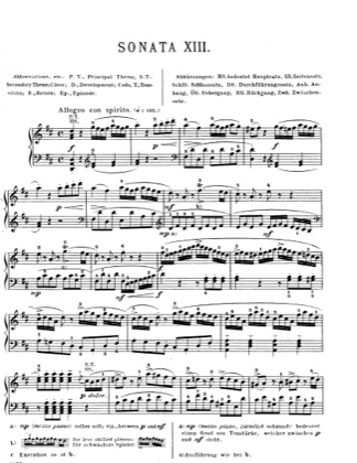 Thumbnail of first page of Piano Sonata in D major, K.311 piano sheet music PDF by Mozart.