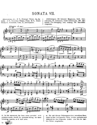 Thumbnail of first page of Piano Sonata in F major, K.332 piano sheet music PDF by Mozart.
