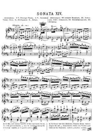 Thumbnail of first page of Piano Sonata in D major, K.576 piano sheet music PDF by Mozart.