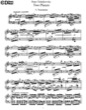 Thumbnail of First Page of 2 Pieces, Op.10 sheet music by Tchaikovsky